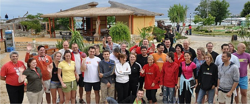 Teambuilding and events in Bulgaria