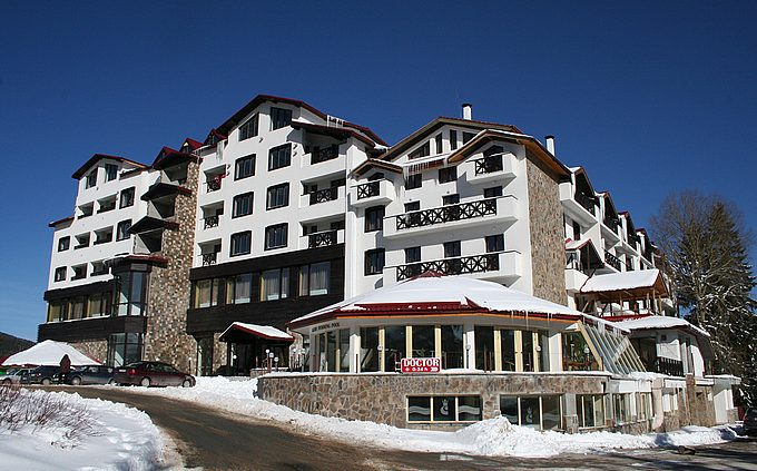 Mountain Resorts Snezhanka
