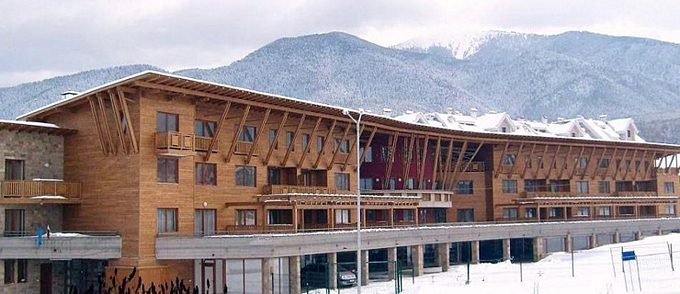 Bansko Eagle Lodge